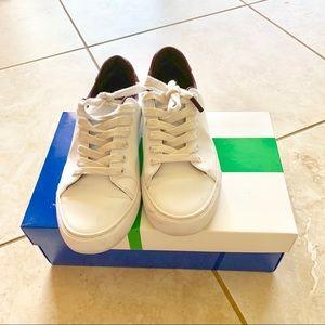 TORY BURCH reflective sneaker